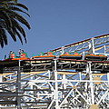 Roller Coaster - 5d17608 by Wingsdomain Art and Photography