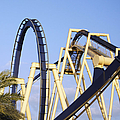 Roller Coaster Track by Skip Nall
