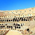 Rome Coliseum by Valentino Visentini
