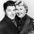 Ronald Reagan (1911-2004) by Granger