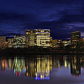 Rosslyn Skyline by Metro DC Photography