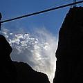Royal Gorge Bridge and Sky