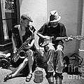 Royal Street Music by Leslie Leda