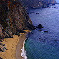 Rugged Shoreline by Ron Regalado