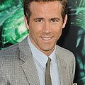 Ryan Reynolds At Arrivals For Green by Everett