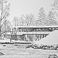 Saco River Bridge by Tim Murray