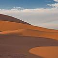 Sahara Sanddunes by Leo Keijzer