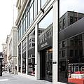 San Francisco - Maiden Lane - Prada Italian Fashion Store - 5d17800 by Wingsdomain Art and Photography