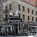 San Francisco Marquards Little Cigar Store Powell Street - 5d17950 by Wingsdomain Art and Photography