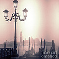 San Giorgio Maggiore Seen From Venice  by Janeen Wassink Searles