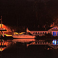 Saugatuck Chain Ferry by James Rasmusson