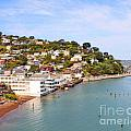 Sausalito California by Jack Schultz