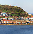 Scarborough Panorama by Jane Rix