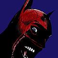 Screaming Superhero by Giuseppe Cristiano