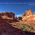 Scripture And Picture Romans 8 37  by Ken Smith