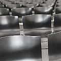 Sea Of Seats I by Anna Villarreal Garbis