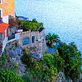 Seaside Villa Amalfi by Bill Cannon