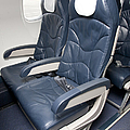 Seats On An Airliner by Jaak Nilson