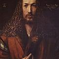Self Portrait  Durer by Pg Reproductions