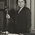 Senator Hattie W. Caraway, Democrat by Everett