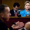 Senator Hillary Clinton A Member by Everett