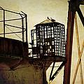 Sentry Box In Alcatraz by RicardMN Photography