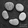 Serenity Stones by Linda Woods