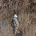 Serious Fisherman