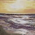 Sesuit Sunset by Jack Skinner