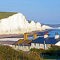 Seven Sisters Cottage View by Michael Stretton