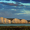 Seven Sisters Panorama by Mark Leader