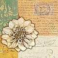 Shabby Chic Floral 1 by Debbie DeWitt