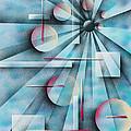 Shades Of Fibonacci by Hakon Soreide