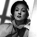 Shadow On The Wall, Ann Sothern, 1950 by Everett