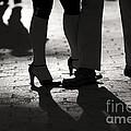 Shadows Of Tango by Leslie Leda