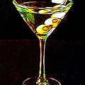 Shaken Not Stirred Print by Wingsdomain Art and Photography
