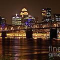 Sherman Minton Bridge by Joe Finney
