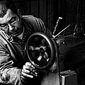 Shoemaker by Ilker Goksen