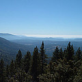 Sierra Nevada Mountains by Naxart Studio