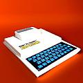 Sinclair Zx80 Personal Computer by Christian Darkin