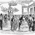 Singapore: Ball, 1854 by Granger