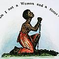Slavery: Woman, 1832 by Granger