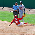 Sliding To 3rd by Carol Christopher