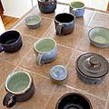 Snickerhaus Pottery by Christine Belt