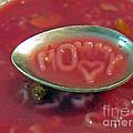Soup For Mommy by Ausra Huntington nee Paulauskaite