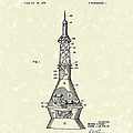 Space Capsule 1961 Patent Art #1 by Prior Art Design