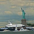 Space Shuttle Enterprise 2 by Tom Callan