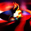 Spaceship Malfunction by Terril Heilman
