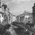 Spain: Grenada, 1833 by Granger