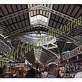Spanish Market by Robert Cabrera